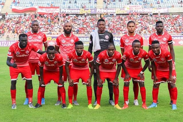 Ulivyo Msimamo wa Ligi Kuu Tanzania Bara 2019/2020.