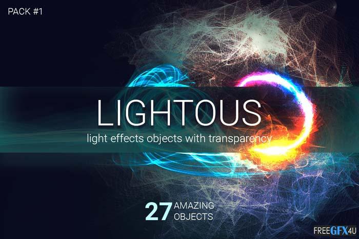 LIGHTOUS - Light Effects Pack