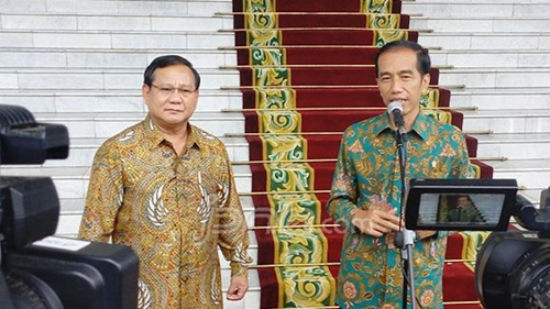 Ubedilah: Prabowo Sepertinya Tidak Pakai Data Menilai Kepemimpinan Jokowi