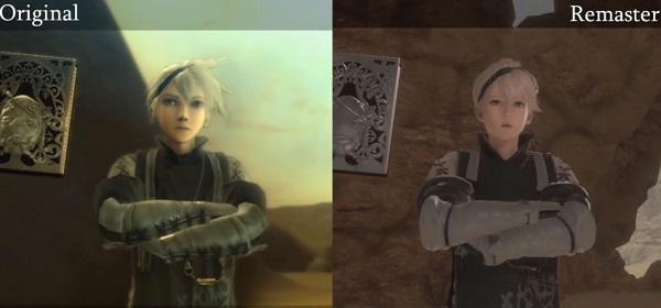 Differences in NieR Replicant Remaster vs Original