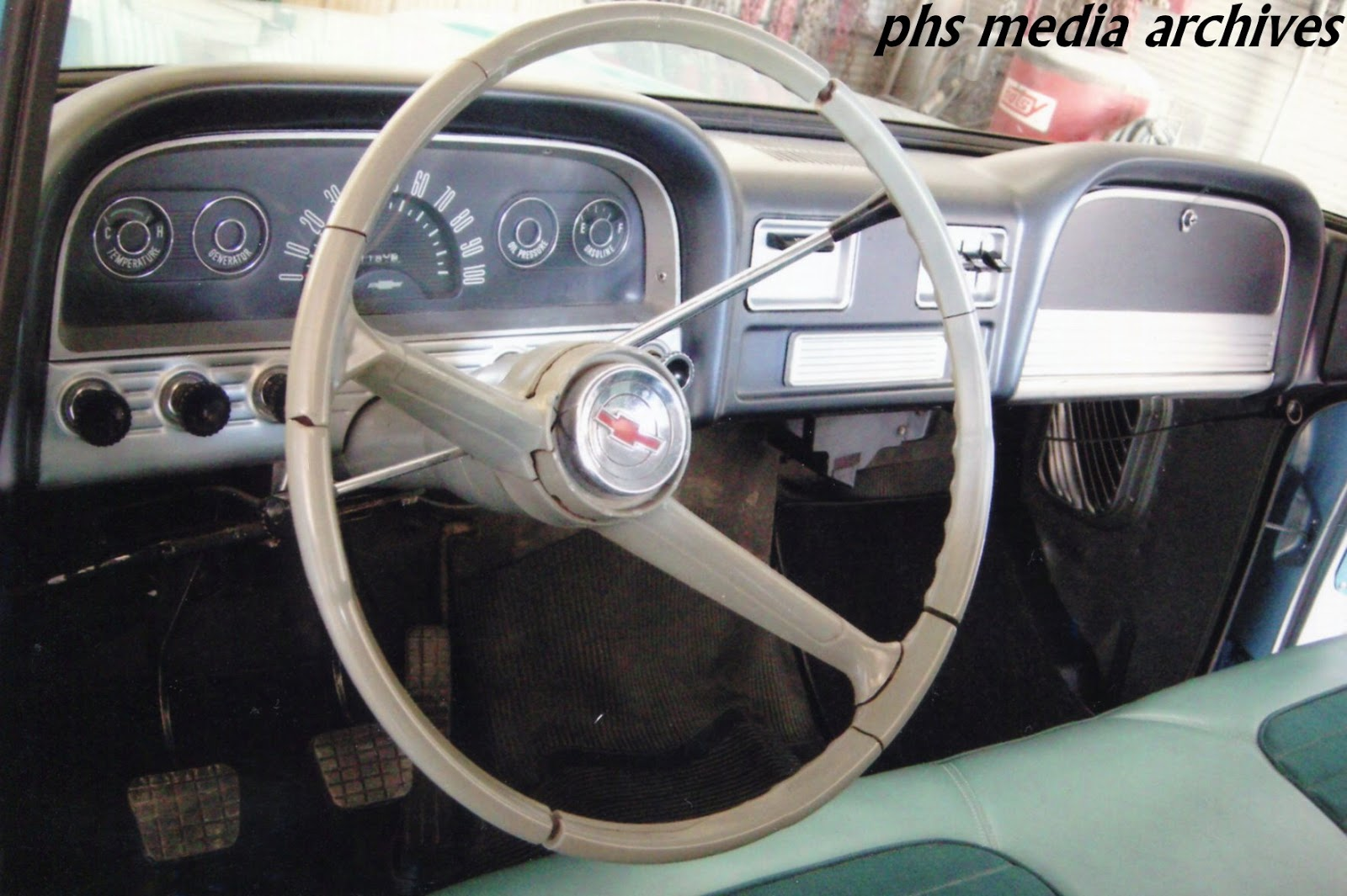 1961 Chevrolet Apache Resto Part A Initial Exam And Tear Down 1960 Studebaker Lark Wiring Diagram The Bench Seat Appears To Have Been Reupholstered Or Perhaps Taken From Different Truck