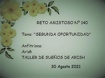 RETO AMISTOSO NO.140