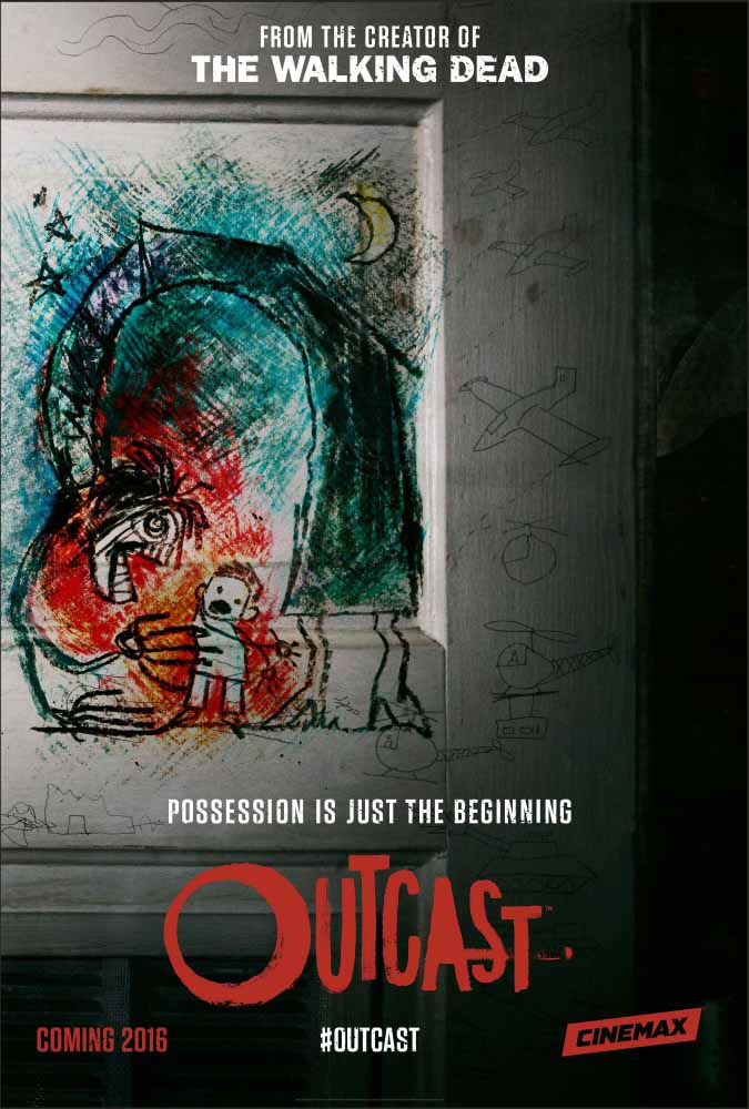 Outcast 1ª Temporada Torrent – WEB-DL 720p e 1080p Dual Áudio (2016)