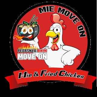 Contoh Desain Logo Mie Move On
