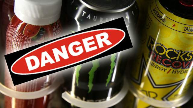 Energy Drinks Can Be Detrimental To Your Health If You Have These Disease Conditions.
