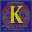 "AtoZ of Melody McDonald: ""K"" is for Kisses #AtoZBloggingChallenge"