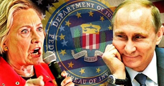 EEUU: ¿De quién será la cabeza que rodará sobre el engaño de la colusión de Rusia?