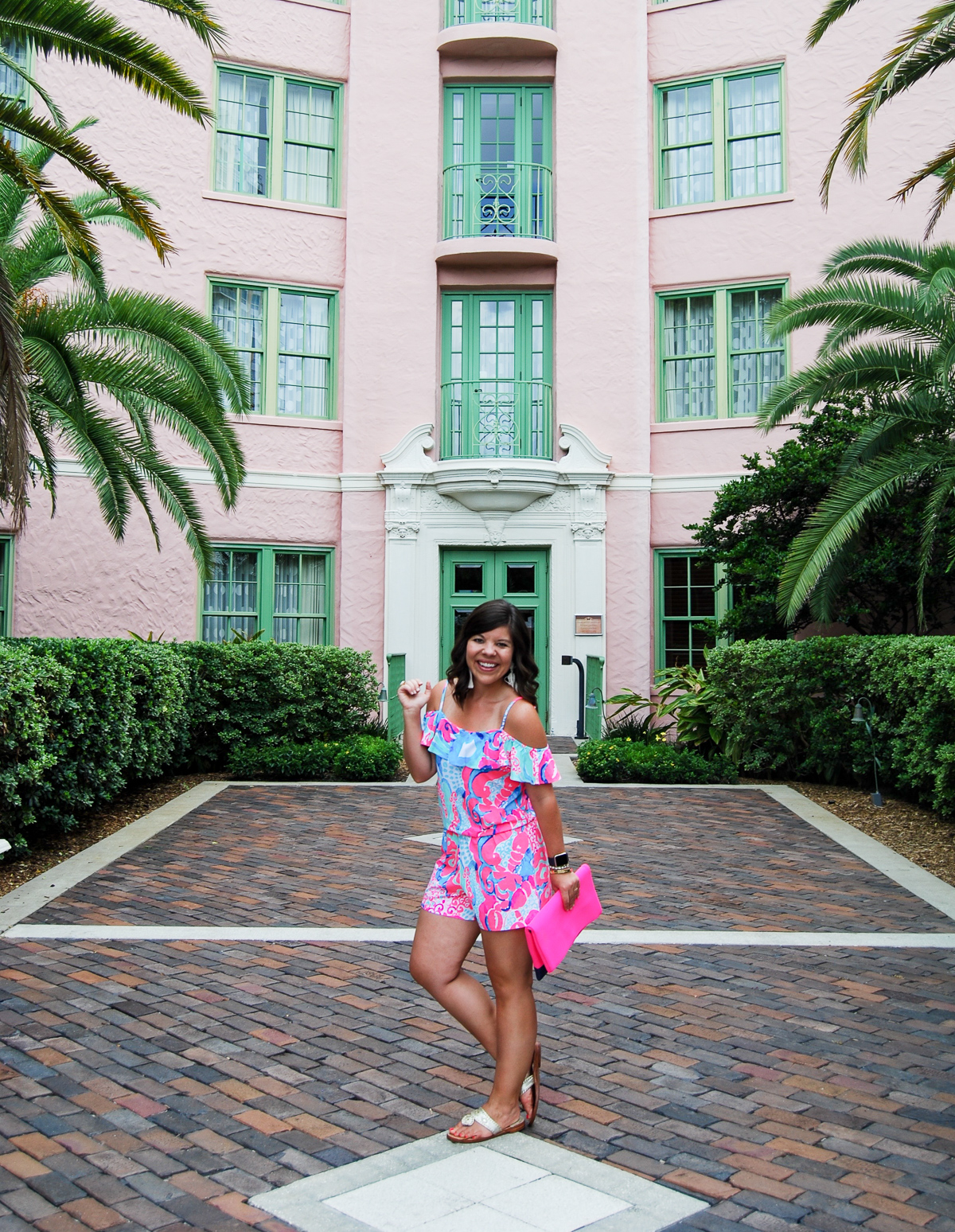 The Colorful Romper Your Closet Needs! + A $1000 GIVEAWAY