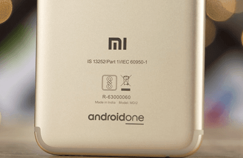 Kesan Pertama dan Review Xiaomi Mi A1