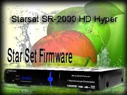Starsat SR-2000 Hyper HD Receiver Update Software SW | Digital
