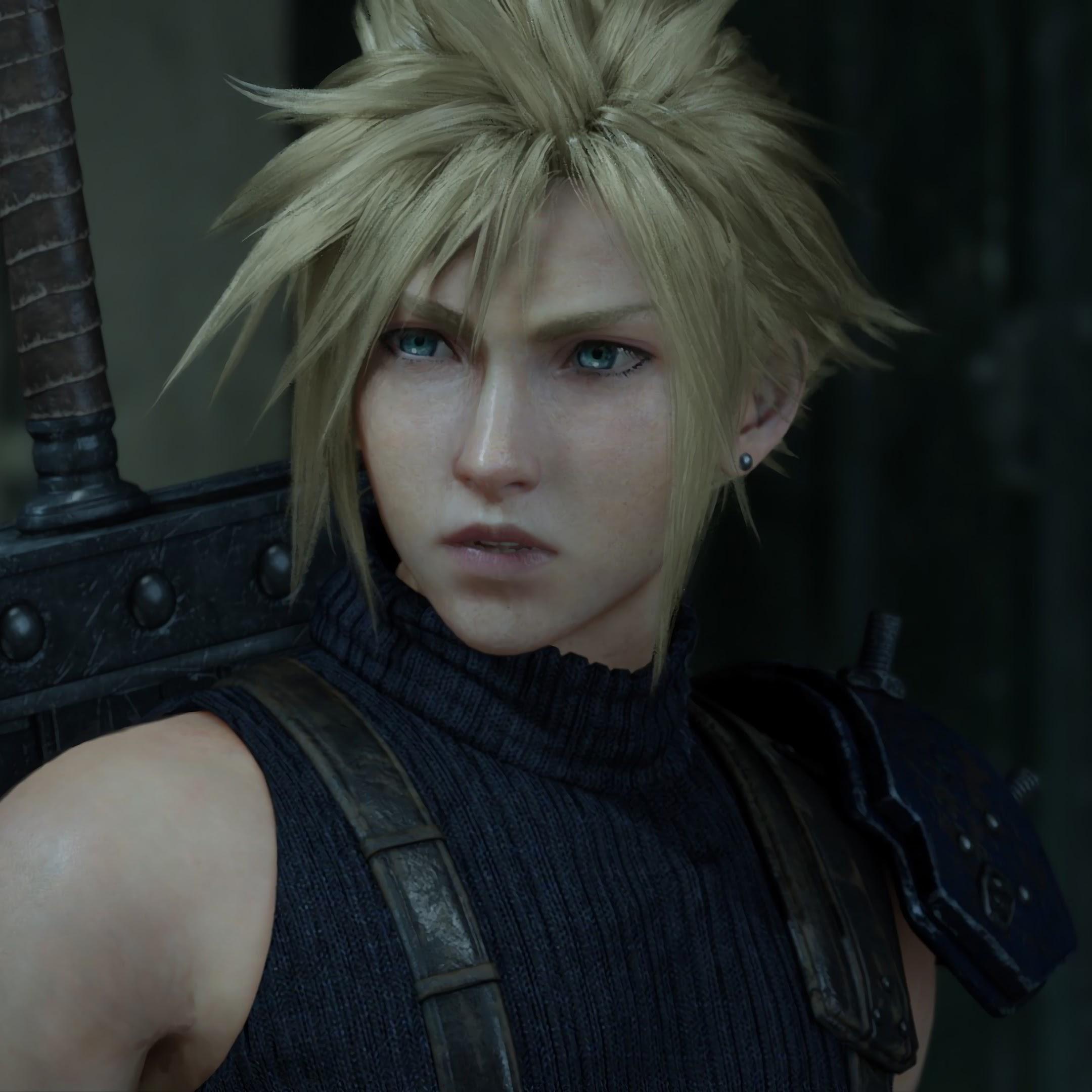 Cloud Strife Final Fantasy 7 Remake 4k 36 Wallpaper
