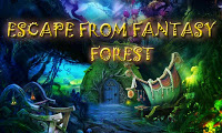 Top10NewGames - Top10 Escape From Fantasy Forest