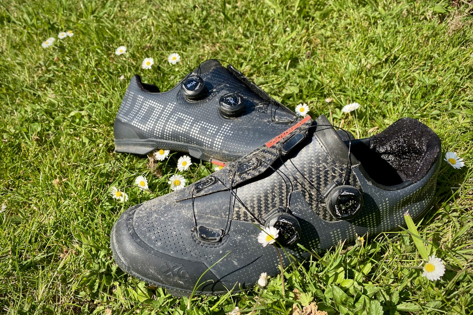 Suplest Cross Country Pro Mountain Bike Shoes Tim Wiggins