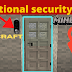 How To Make Fully Functional Security Door in Minecraft - Step-By-Step With Visuals