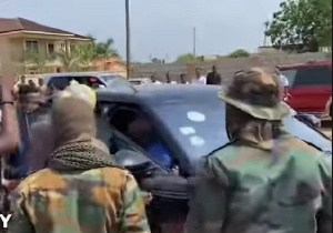 Soldiers who escorted Medikal to wedding grounds arrested, pending investigation – Military PRO