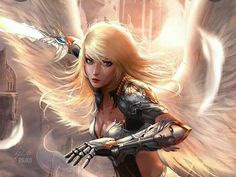 Fantasy inspiration Warrior Women