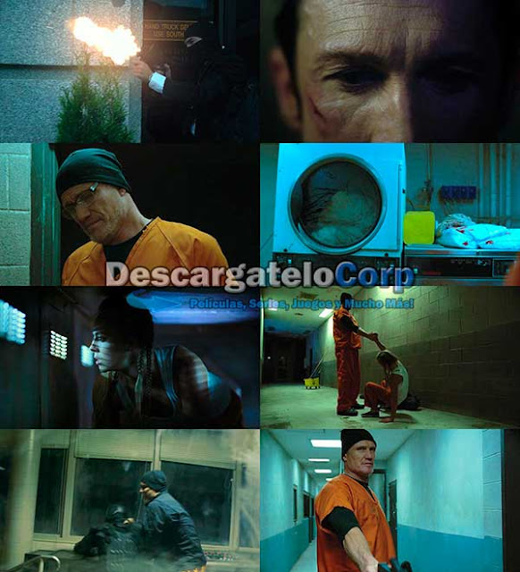Venganza en la Prision DVDRip Latino