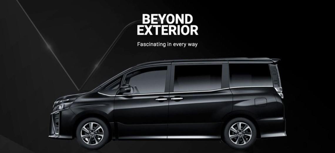 Pingin Beli Mobil Toyota Voxy? Ketahui 5 Hal Ini Dulu