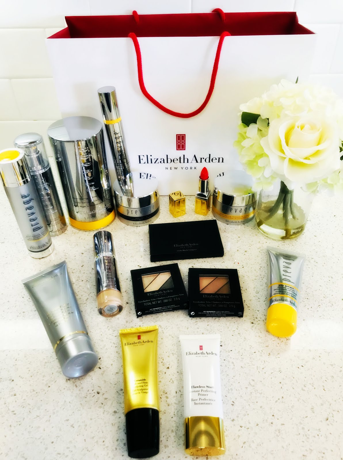 Recreate Your Beauty Routine with Elizabeth Arden!