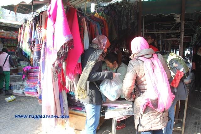 Kunming | Lawatan Ke Flower & Birds Market