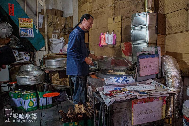 【金門美食】永寬鹹粿。後浦老街散步小吃