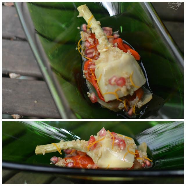 Ensalada de conservas de alcachofas y vegetales tererecetas 06