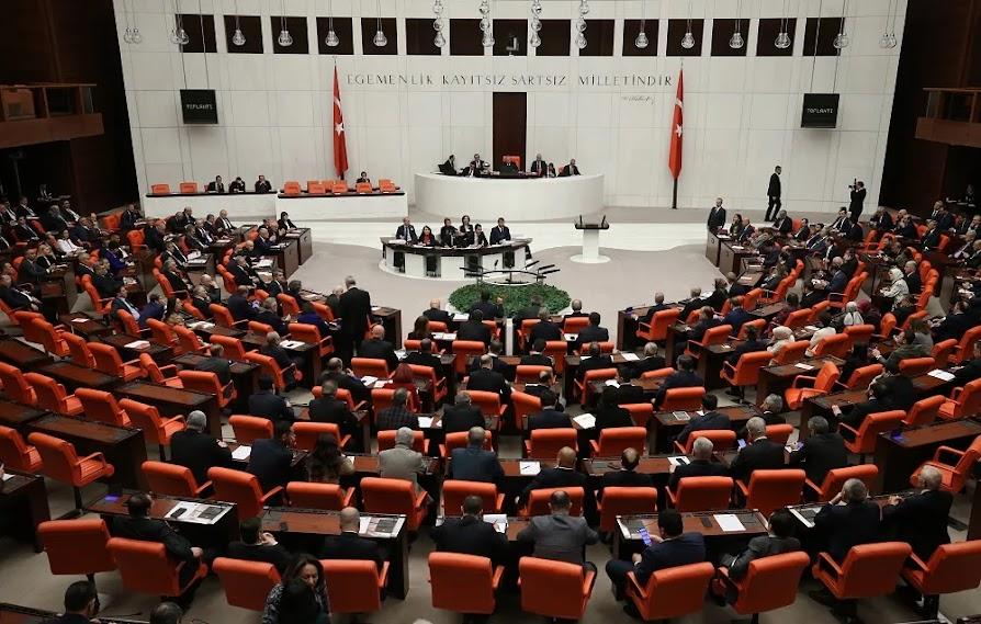 Το τουρκικό κοινοβούλιο συζητά σχέδιο νόμου για αυστηρότερη εποπτεία στις ΜΚΟ