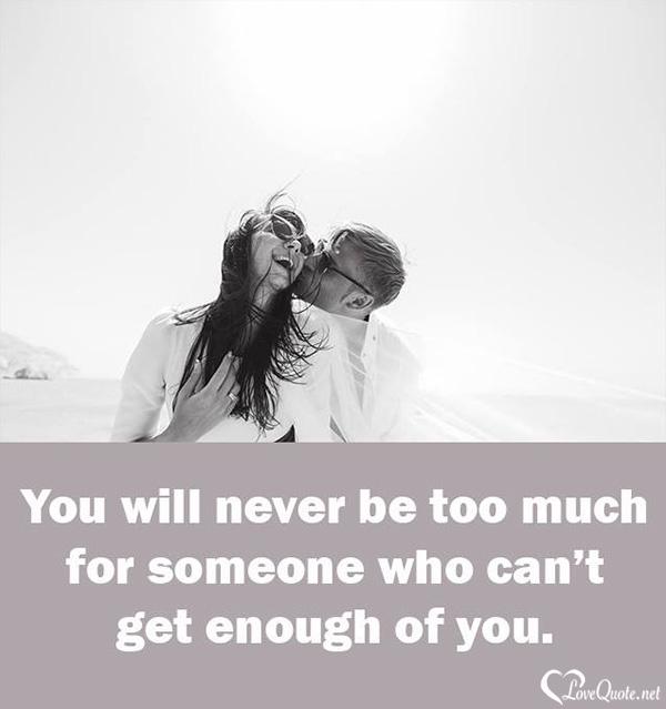 Popular love quote