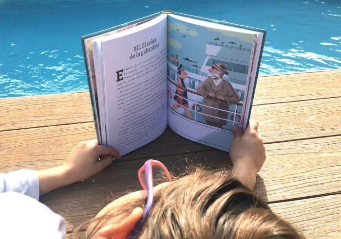 libro infantil capítulos tipos familias tolerancia