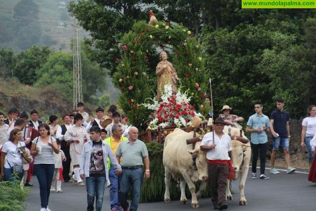 Breña Alta se prepara para un nuevo fin de semana colmado de folclore y tradiciones - San Isidro