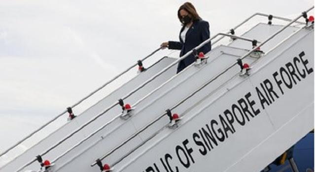 Menerka Alasan Wapres AS Tidak Mampir ke Indonesia