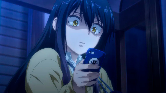 Mieruko-chan anime