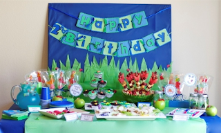 Birthday Party For 9 Year Old Boy