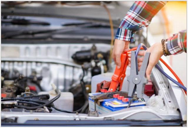 Tips Memancing Aki dari Mobil Lain;Cara Memancing Aki Mobil yang Tekor;