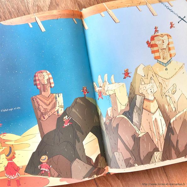 La famille Vieillepierre : Lucie et l'énigme du Sphinx