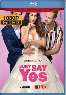 Solo di que sí (Just Say Yes) (2021) [1080p Web-DL] [Latino-Neerlandés] [LaPipiotaHD]