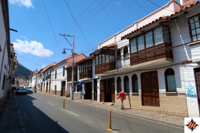 Sucre, Casa de Huespedes Isabela
