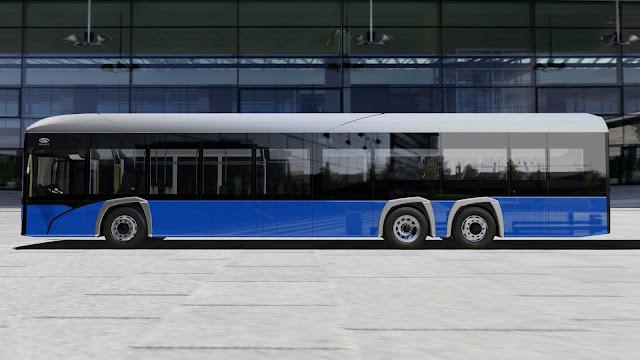 Solaris Urbino Eksterior