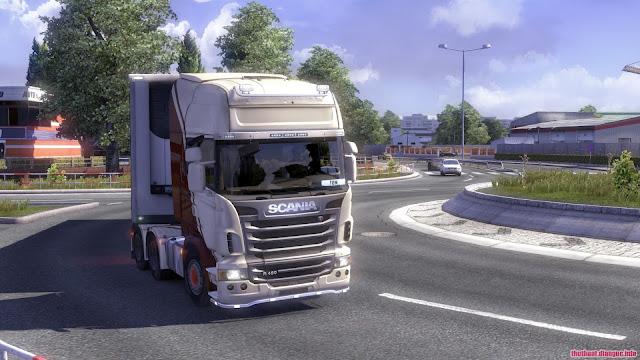 Download Euro Truck Simulator 2 v1.20.0.2s 27dlc RePack