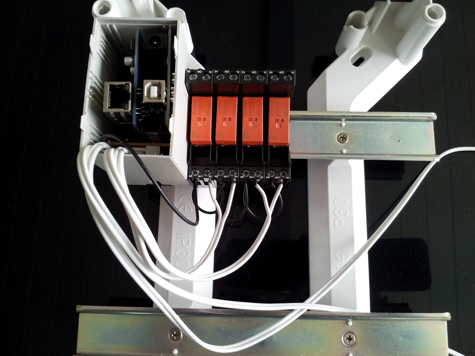 Extrêmement Domogy, La domotique expliquée simplement!: Système de commande  UD97