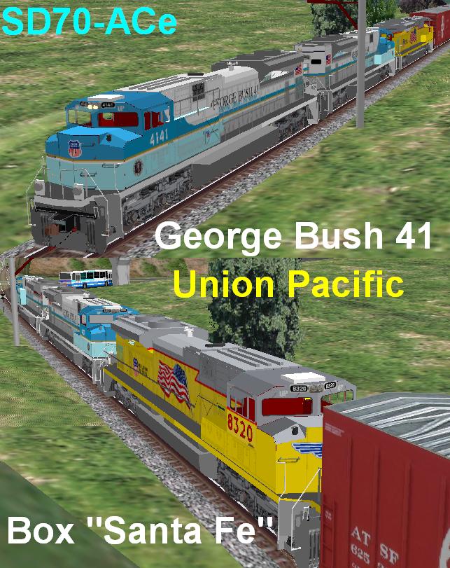 Locomotivas p/ openBVE !!!: Download SD70-ACe