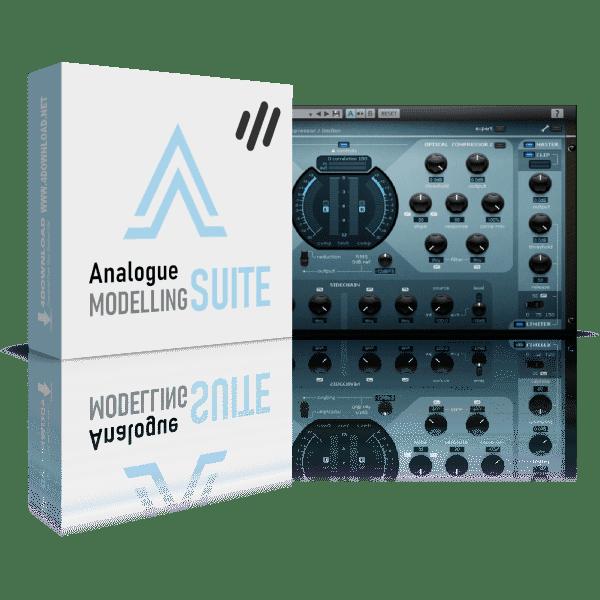 MAGIX Analogue Modelling Suite Plus v2.6.0 Full version