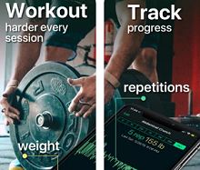 Fitness App of the Month - Setgraph