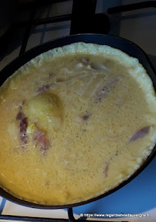 recette gastronomique d'Auvergne la Pachade