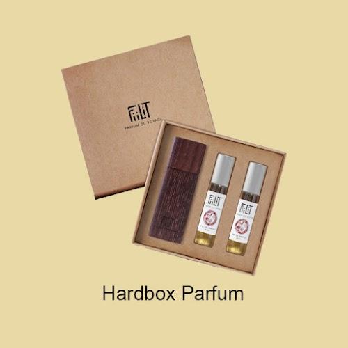 Cetak Hard box Parfum