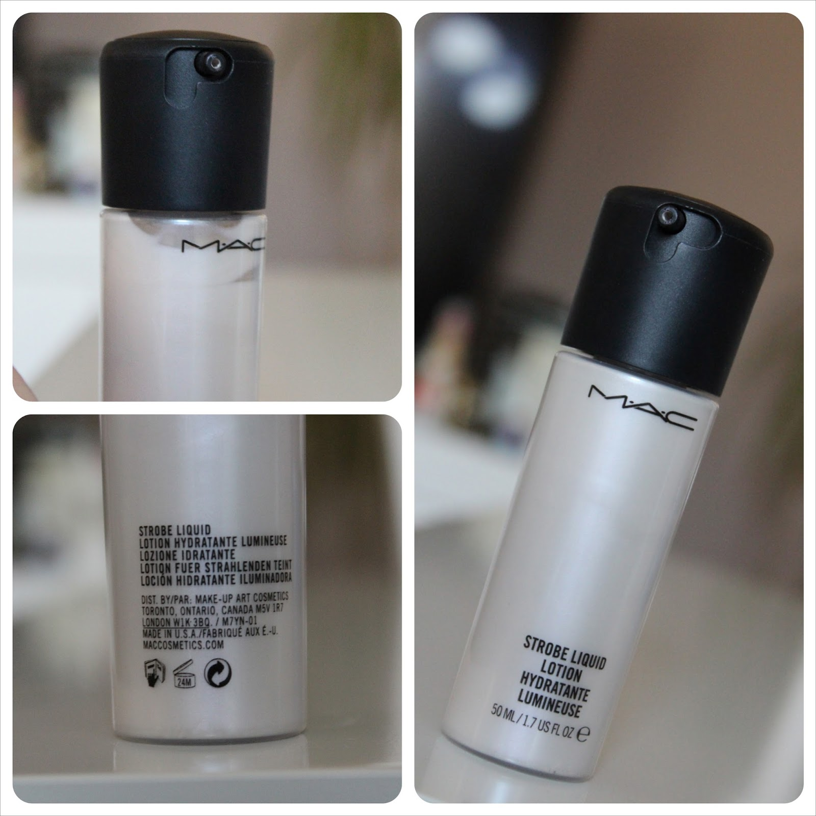MAC Strobe Liquid & Cream