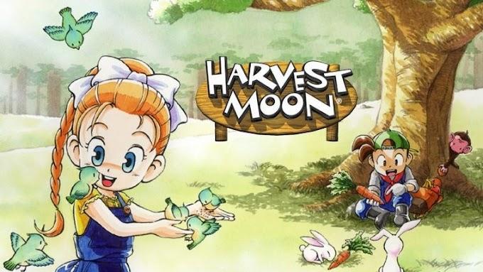 Cara Cepat Meningkatkan Hati Gadis di Harvest Moon Back to Nature