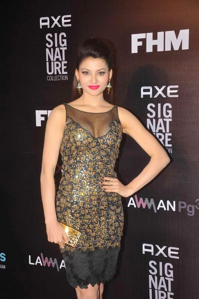 Urvashi Rautela New Hot Stills at FHM