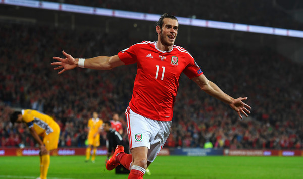 Gareth Bale one among Wales' Most Talented Football Stars