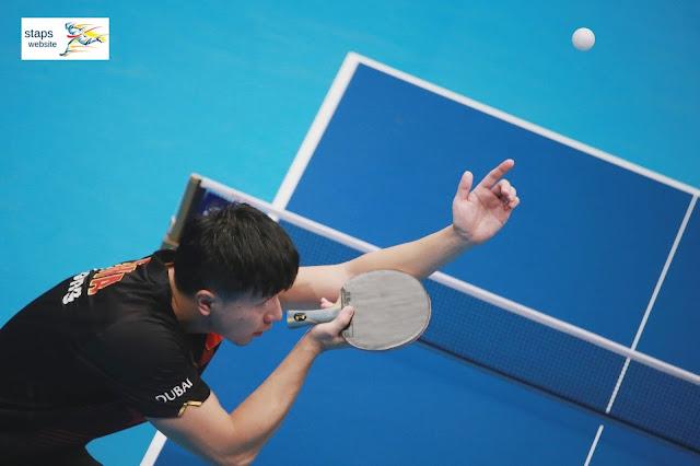 خطط اللعب وطرائق التعليم  في تنس tennis الطاولة